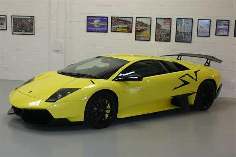 Lamborghini Murcialago by Giallo Yellow 2009 Murcielago Sv For Sale At Veloce