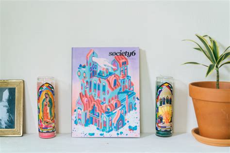 design milk society6 art quarterly no 2 2 from society6 design milk