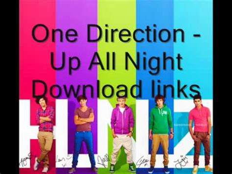 download mp3 album one direction up all night one direction up all night album deluxe download links