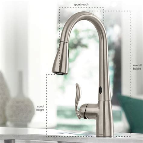 kitchen sink faucet size kitchen faucet buying guide experts here to help build