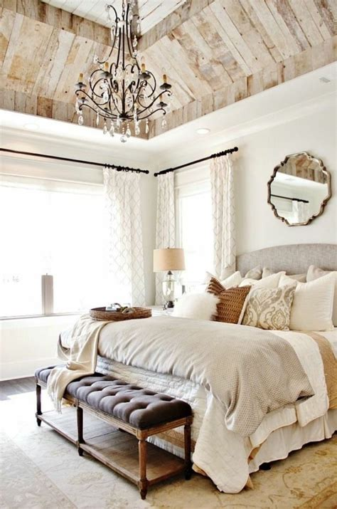 schlafzimmer im landhausstil schlafzimmergestaltung sch 246 ne wohnideen f 252 r mehr komfort