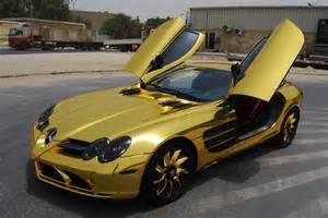 White Gold Mercedes Cost White Gold Mercedes Mclaren Slr In Dubai Price