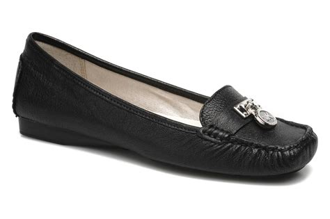 michael kors womens loafers michael michael kors loafer loafers in black at sarenza co