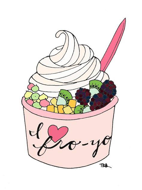 imagenes de yogurt kawaii cool pics tumblr food clipart collection
