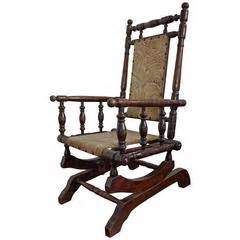 19th Century Rocking Chairs 80 For Sale At 1stdibs