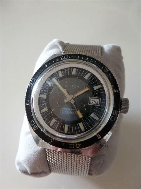 kelton photo de allbum vintage 70 cliquer sur l image montres anciennes de collection
