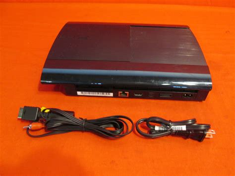 ps3 500gb console playstation 3 ps3 500gb console