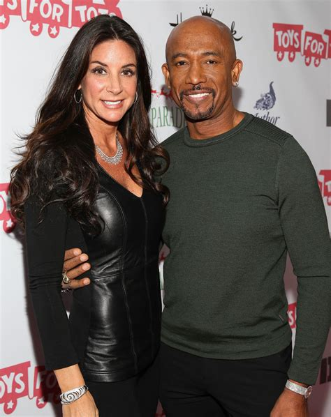 Montel Williams A Married by Tara Fowler Photos Photos Arrivals At The