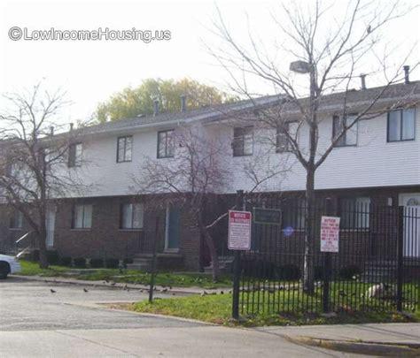 low income housing in detroit diggs forest park place detroit public housing 1331 east canfield detroit mi 48207