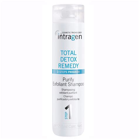 Remedy Detox by Shoing Intragen Total Detox Remedy Revlon 250 Ml