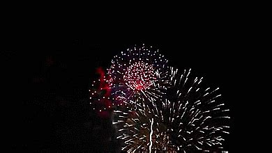 new year fireworks animation fireworks gif find on giphy