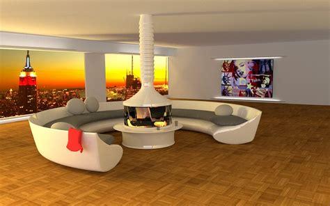 saloni con camino soggiorno moderno con camino idee e design