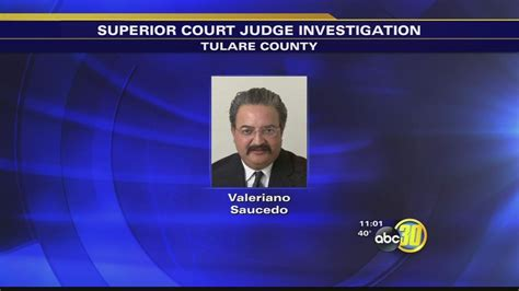 How Can A Judge Be Removed From Office by Tulare County Judge Saucedo Ordered To Be Removed From