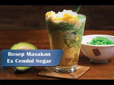 resep membuat es krim nangka resep dan cara membuat es cendol nangka enak dan segar