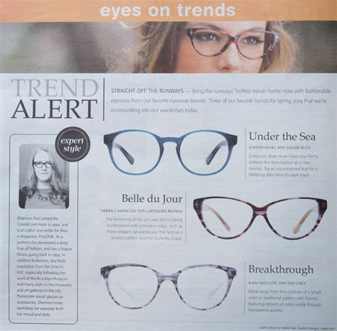 the washington post glasses trend alert thelook