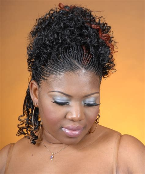 Cornrow Hairstyles For Hair For by Cornrows Braided Hairstyles For Black Outstanding