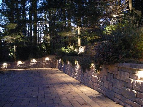Garden Wall Lights Patio Patio Lighting Ideas The Garden