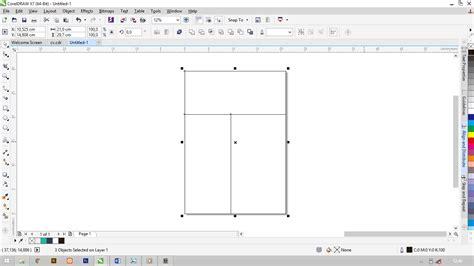 membuat cv dengan coreldraw graphic design cara membuat cv keren dengan coreldraw x7