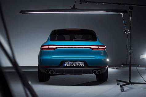 2019 Porsche Macan Turbo by Official 2019 Porsche Macan Gtspirit