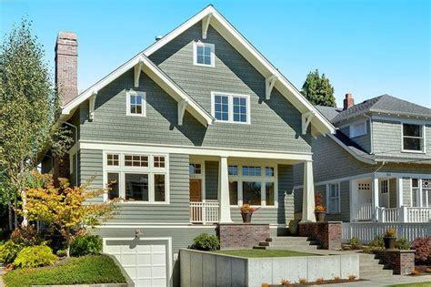 seattle ravenna autumn color craftsman exterior painting 22 best exterior paint colors images on pinterest