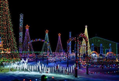 best christmas house displays in columbus ga the 13 best most light displays in ohio