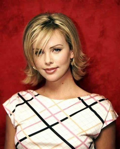 flipped up hair cut 20 best layered bob hairstyles short hairstyles 2017