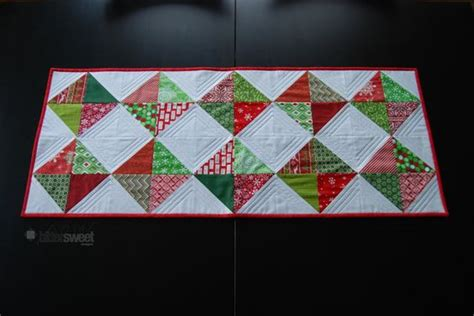 quilt pattern little zz runners quilt patterns free and the christmas on pinterest