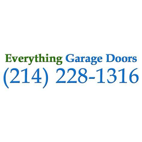 everything garage doors reviews