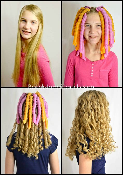 what kind of curler will put curls in african american hair no heat curls be kind to your hair babes in hairland