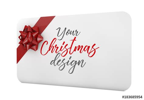 5 gift card template gift card mockup buy this stock template and