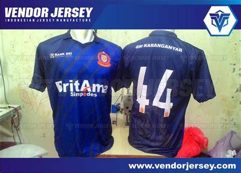 Baju Sepakbolafutsal Printing 03 sablon jersey kaos bola vendor jersey