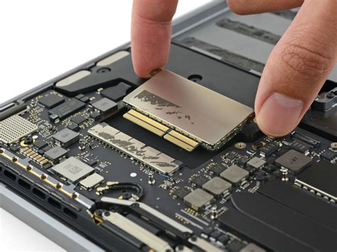 Mba 11 Ssd Upgrade by Upgrading The New Macbook Pro Is Still A Major Bgr