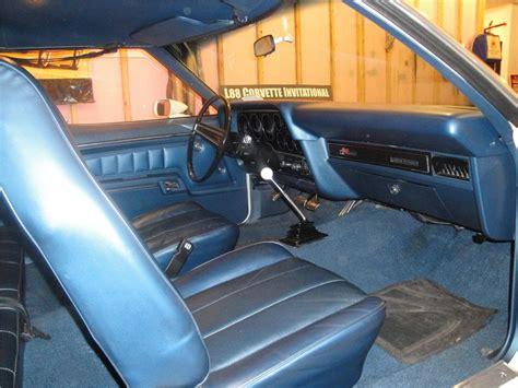 Gran Torino Interior by 1973 Ford Gran Torino 2 Door Hardtop 96860