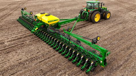 deere planter 1725nt integral planters planting and seeding