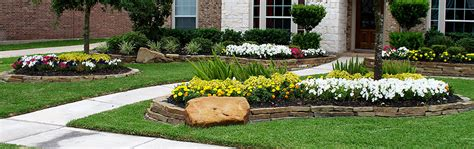 landscape design install services houston 281 966 5848