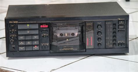 best nakamichi cassette deck audio2nd nakamichi rx 303 quot one of the best nakamichi