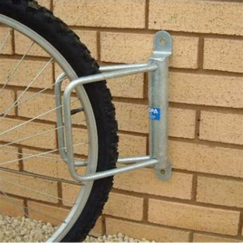 Angled Bike Rack by Angled Wall Mounted Bike Racks Parrs Workplace