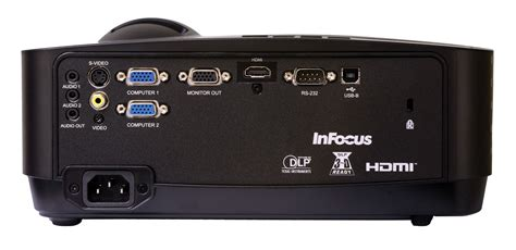 remote proyektor infocus baru infocus in114x 3d ready dlp projector low price
