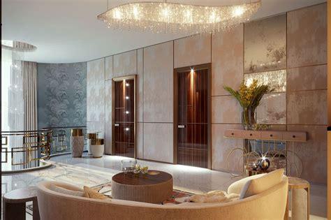 modern home interior design  dubai  year spazio