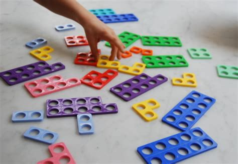 Diy Home Decor Crafts Blog learning maths with numicon babyccino kids daily tips