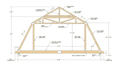 Shed Roof Calculator by Mk Shed Gambrel Roof Calculator