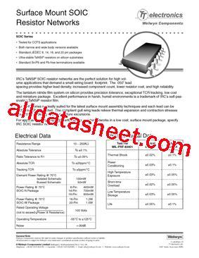 10k resistor datasheet pdf ss4b 03 10k jc datasheet pdf welwyn components limited