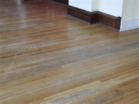 new hardwood floor refinishing pictures   stain