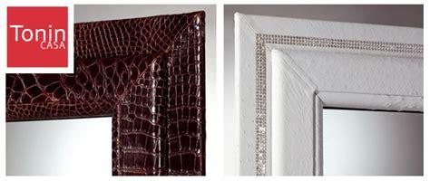cornici particolari porte interne tonin con vetri di murano e swarovski
