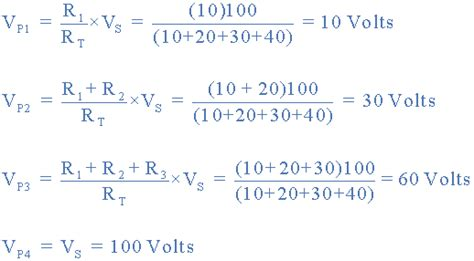 how do you calculate voltage across a resistor all about circuit potential difference