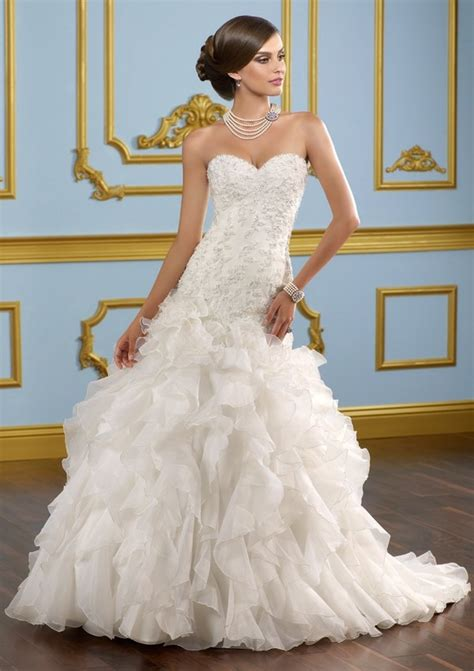 wedding dresses with beading on top ideas and