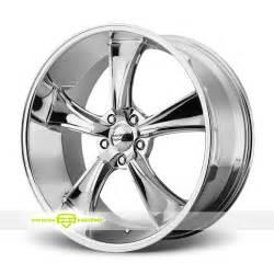 American Racing Wheels On Truck American Racing Vn805 Blvd Chrome Wheels For Sale