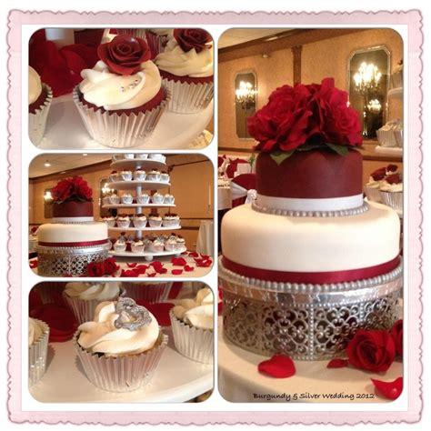 25 best ideas about burgundy silver wedding on silver wedding colour theme plum