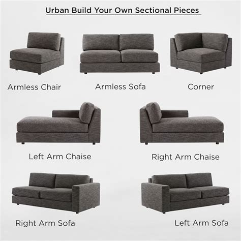 build sectional sofa build your own sectional sofa