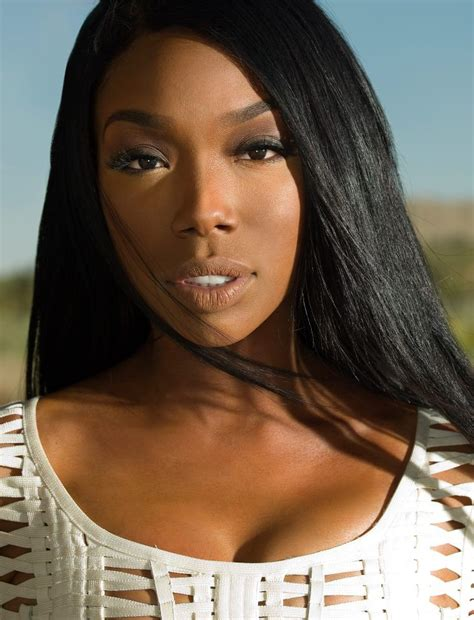 brandy the game hair cut brandy norwood long stright cut hairstyle zntent com